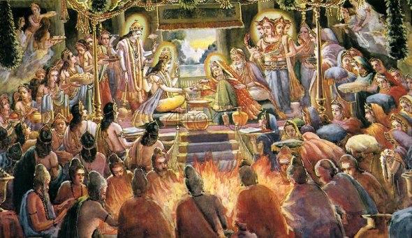 Shiv-Parvati-Vivah